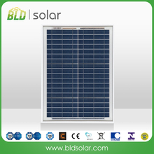 BLD SOLAR China manufacture high quality 20w 36cells 18V poly solar module/panel PV panel for solar street light