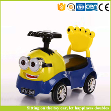 factory best quality ride on car for kids / cheap plastic kids twist car for sale
