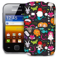 Colorful Art Painting Protector Cover Case for BlackBerry Curve 8520