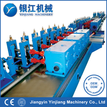 Low-Pressure Process Pipeline Steel Rainwater Pipe Making Machine/Pipe Tape Winding Production Line