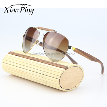 China wholesaler custom logo metal frame mirror polarized men aviator sunglasses
