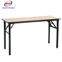 Hot Sale High Quality Folding Hotel Canteen Banquet Round Wedding Table
