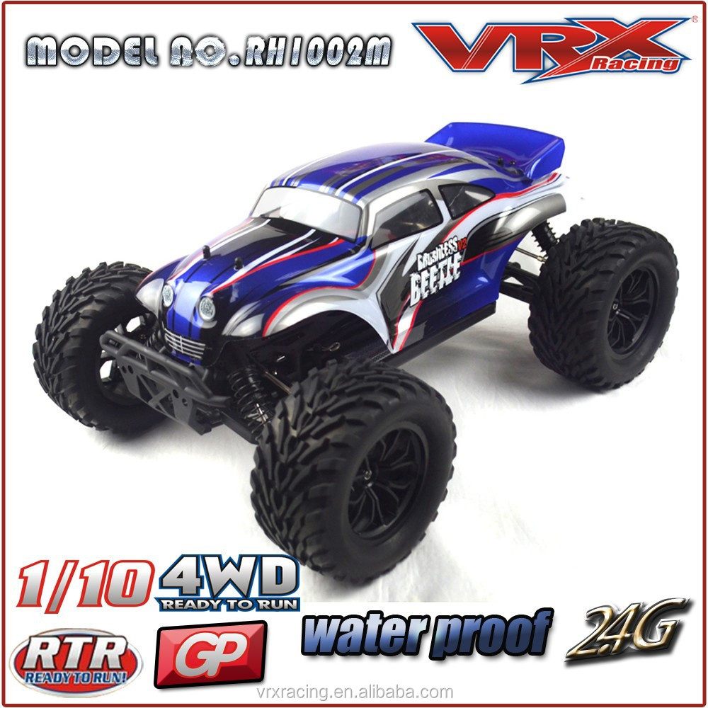 Big wheel RC 1/10 Scale 4WD high Speed RC Model Car