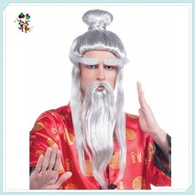 Cheap Martial Arts Master Mens Synthetic Cosplay Wigs HPC-1159