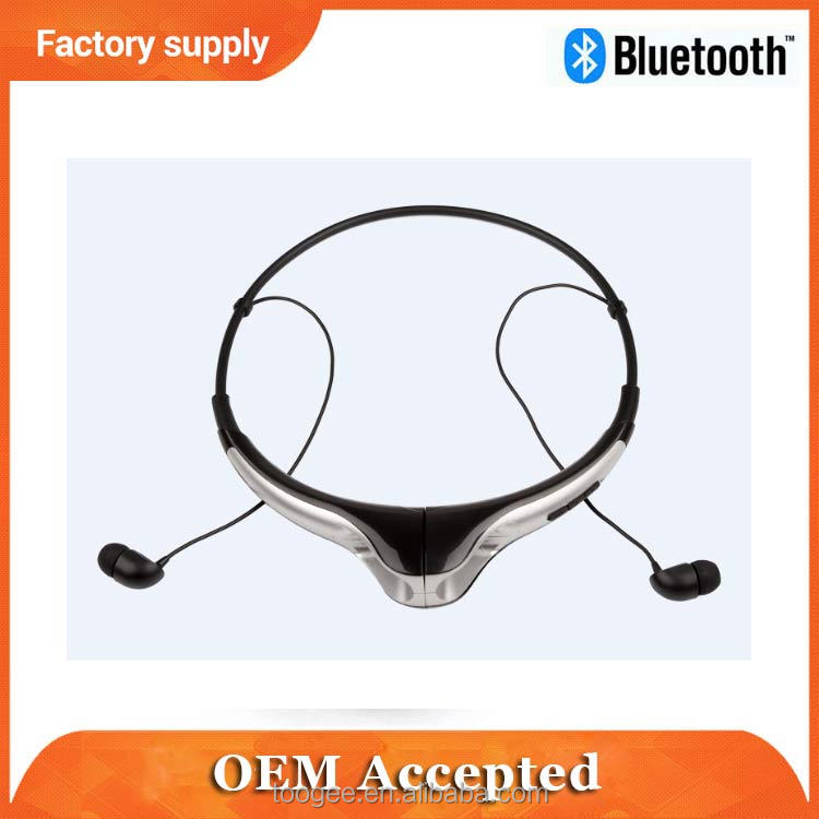 New arrival professional Bluetooth Headset Hottest 4.0 Sport bluetooth earphone wireless