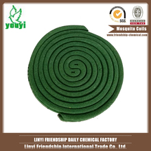 China Manufacture Supplier Original Plant Fiber Green Mosquito Coil