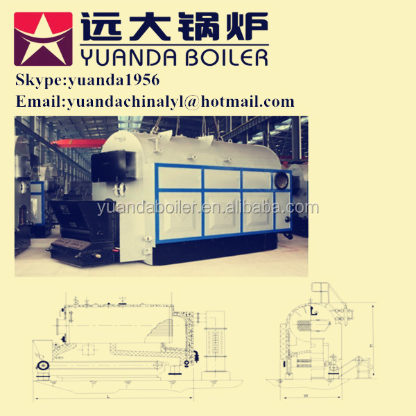 The most popular coal fired steam boiler indonesia