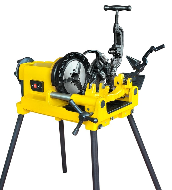 "1/2""-2"" professional pipe threading machine"