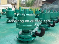 Type FQW submersible sand dredging pump