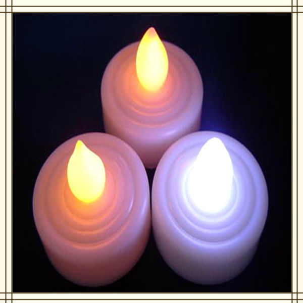 Newly Rechargeable LED Tealight Candle