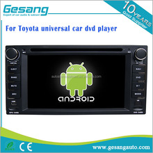 "6.2"" Screen Size and CE FCC Certification Android 6.0 Car DVD car dvd player for toyota Avanza 2003-2010"
