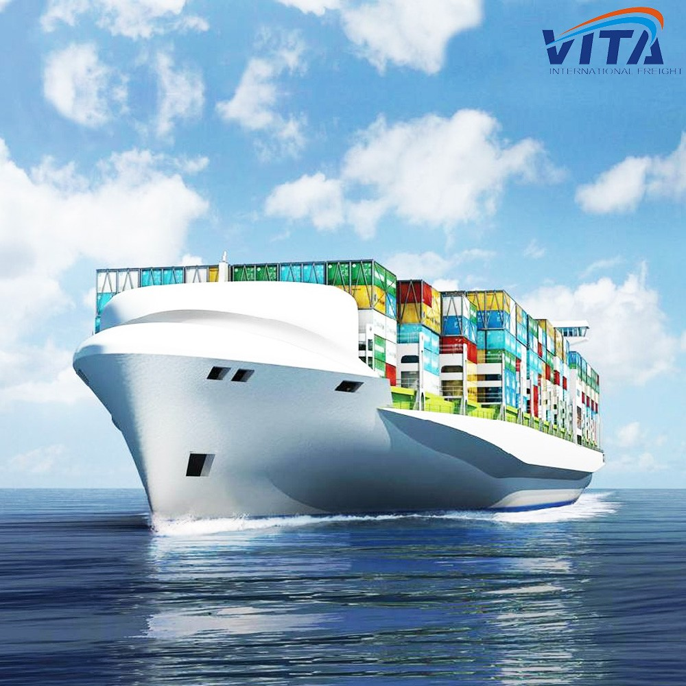 reasonable price sea shipping rates from china to VIETNAM