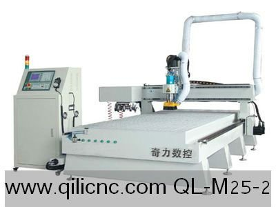 QL-M25-IIATC Woodworking cnc machining/cnc zone for antique furniture