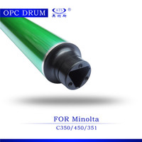 Very popular drum for Minolta copier color opc drum C351 good product from Aotusi
