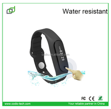 factory amazing projector bluetooth waterproof gps tracking smart bracelet