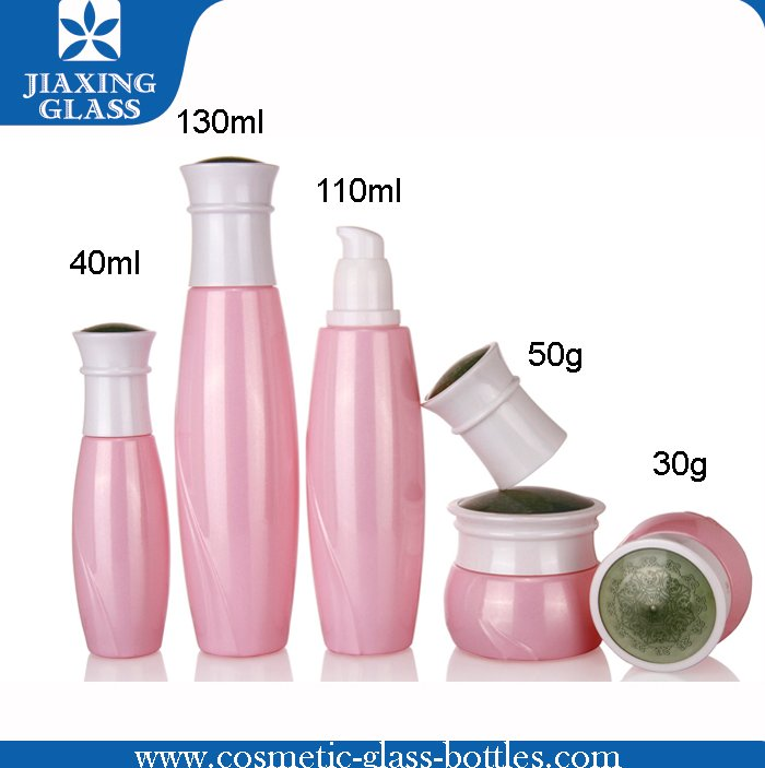 Fashion Packaging Color Empty Cosmetic Perfume Fragrance Mist Spray Glass Bottle