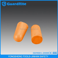 GuardRite Brand PU Foam Material Bulk Earplugs Sleeping Ear Plugs