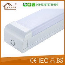 2 years warranty 16W general electric transparent t8 integrated led tube