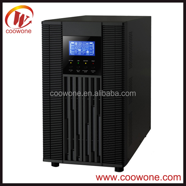 Online UPS 1KVA 800W with battery charger
