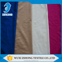 Water-proof underwear fabric printed nylon spandex tricot