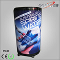 High Quality Outside Party Cooler for Beverage Cooling Round Barrel Cooler