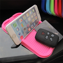 100% Silicone Practical Car Smart Phone Holder for Phone 5, Phone 6, 6 Plus,6s