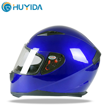 JK313 full face helmet with collar adult motor cycle helmet high quality ABS motocycle helmet