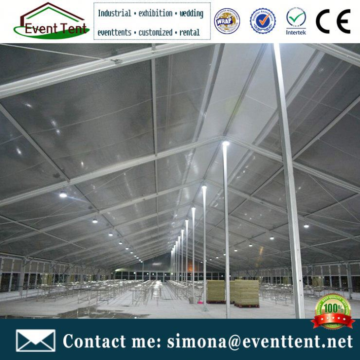 Aluminum frame structure tent 25x25 event tents guangzhou