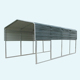 parking material products 10x20 carport canopy