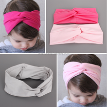 Hot Sale fashion accessories multifunction Custom Fancy Baby Stretch Headbands