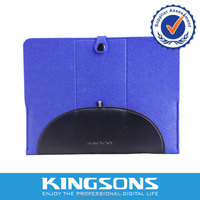 Fancy 10.1inch felt laptop and tablet sleeve