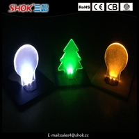 Portable LED Card Light Pocket Lamp