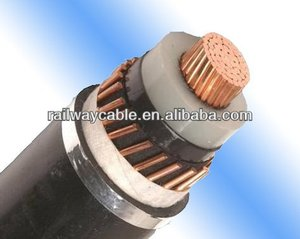 0.6/1kv cu/xlpe/swa/pvc power cable 4 core xlpe armoured cable