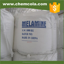 2016 high quality melamine powder price/melamine crystal/melamine 99.8