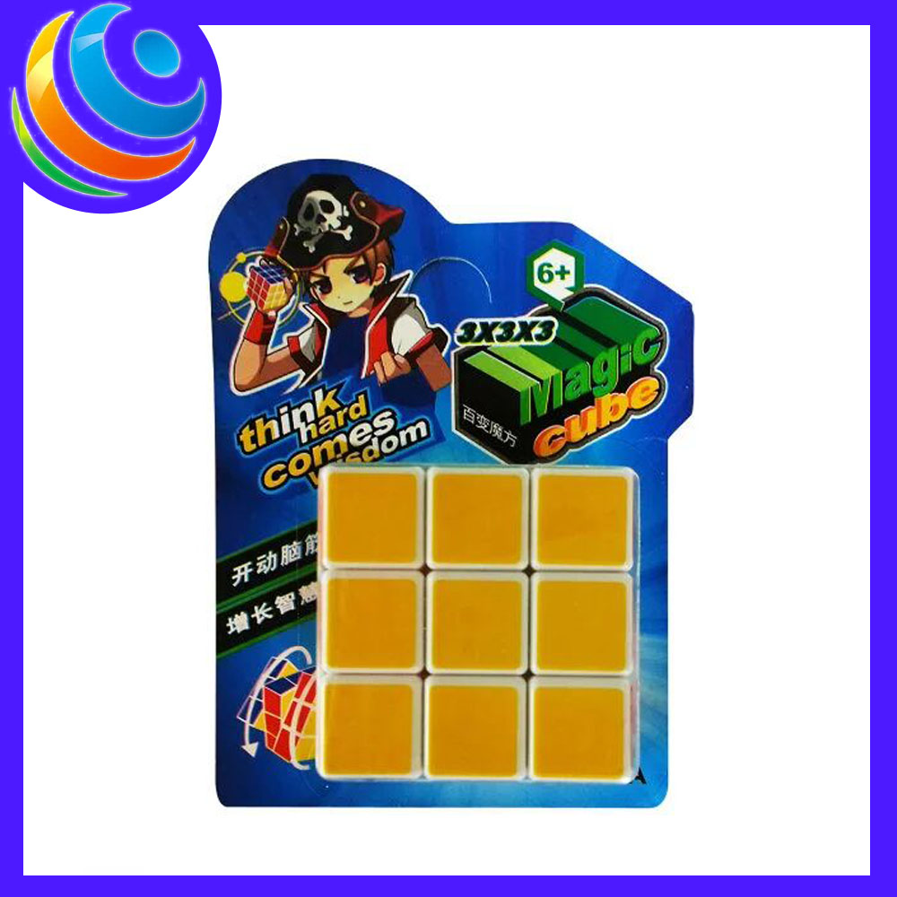 magic cube for education 3x3x3 wholesale china OEM SUPPORTED Cheap fashion custom made
