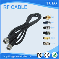 Pigtail coaxial cable with connector RF cable for antenna