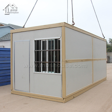 Advanced technology custom 40ft folding shipping container house