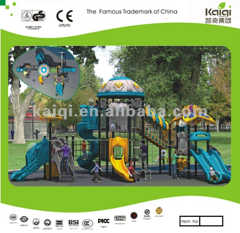 KAIQI Dreamland series play school material/kids play items/kids outdoor jungle gym