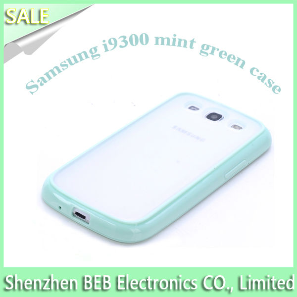 On sale tpu case smart cover for galaxy s3 from best manufacture