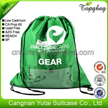 Excellent quality best sell 2012 drawstring bag