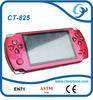 32bit multimdeia android handheld game console built-in 4GB