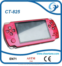 32bit multimdeia android handheld game console with 4GB flash memory