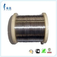 Copper nickel low resistant heating wire CuNi34(NC040)