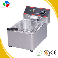 Stainless Steel Mcdonalds Fryer/Commercial Mcdonalds Fryer/Mcdonalds Deep Fryer