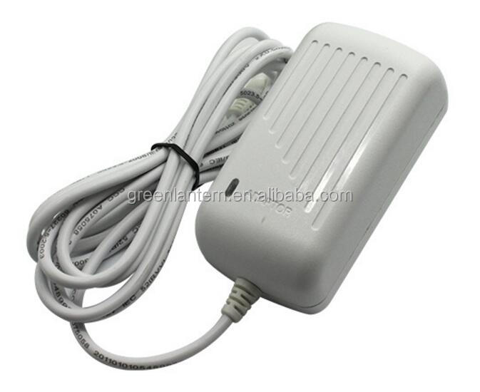 white shell LED power adapter Universal 12V 3A Power Adapter/Power Supply For LED light
