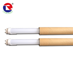 Factory Direct Milky Color Indoor Lighting 6ft 1800mm led T8 tube 20w 4ft