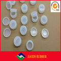 2014 newst design Hot sale different size clear silicone pill box