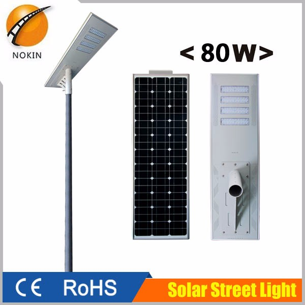 Energy saving ip65 waterproof solar led street light