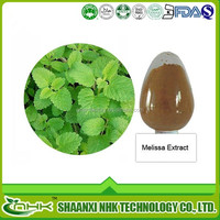 15 years Factory Supply Melissa Officinalis Extracts / Lemon Balm Extract , skype: vivian.huikes