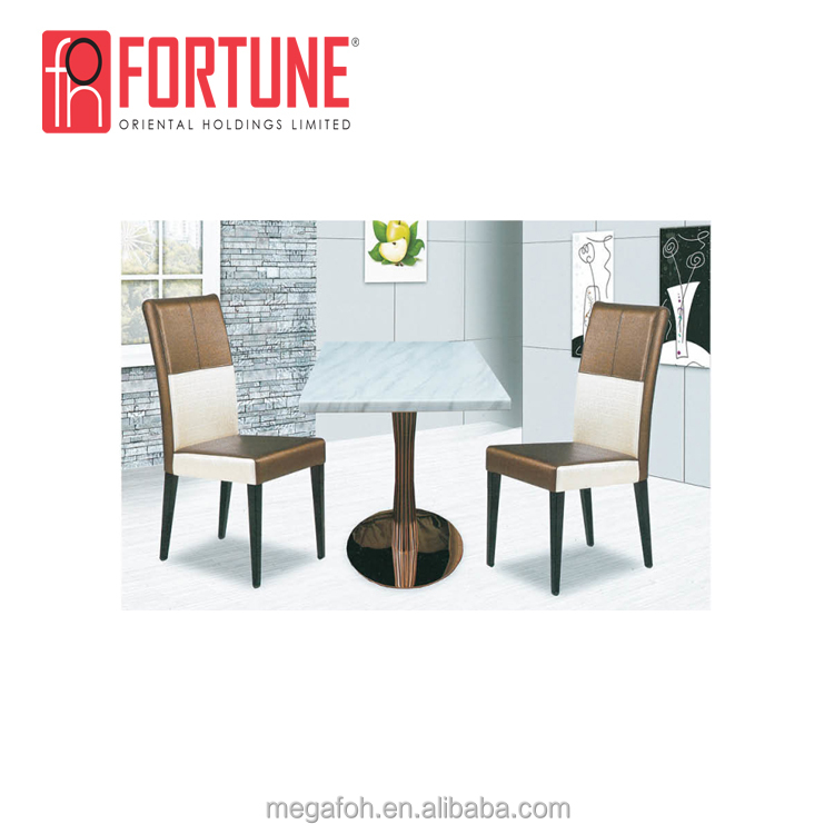 Western style luxury restaurant table and chair furniture set(FOH-BCA31)